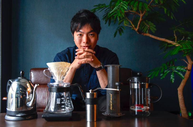THE COFFEE代表 近井博規