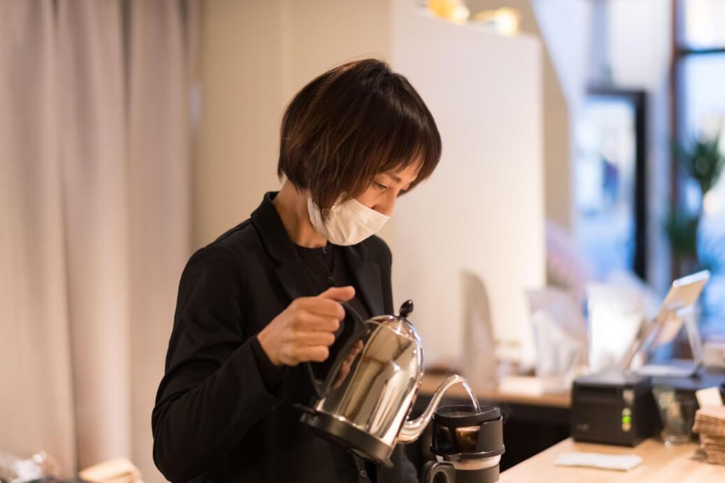 THE COFFEE岩沢 信子