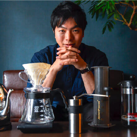 THE COFFEE代表 近井 博規