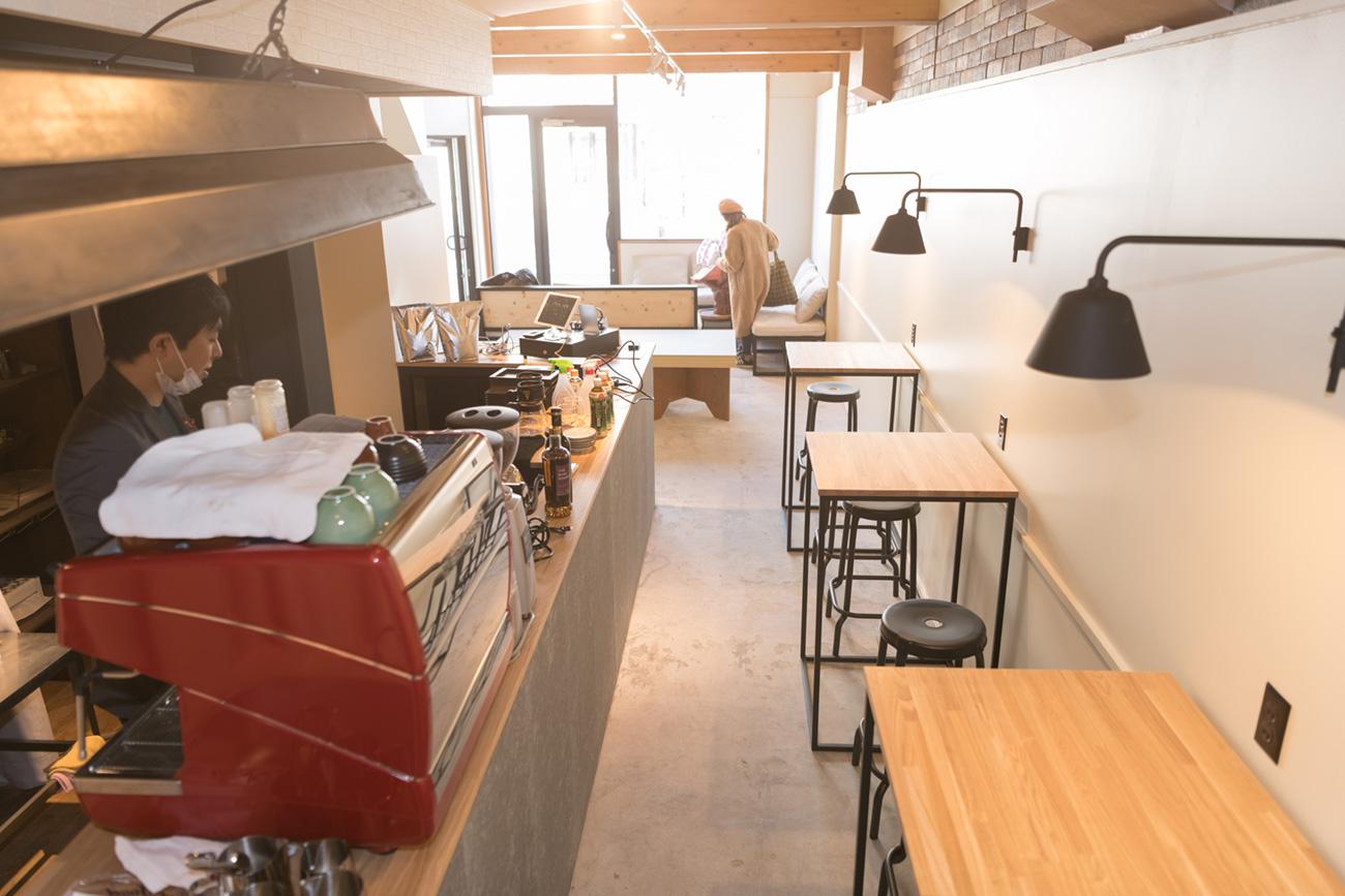 THE COFFEE Kisarazu(ザ コーヒー木更津)のコンセプト