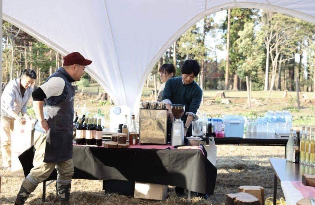 唎酒師とソムリエと考案 日本酒×コーヒーの提案