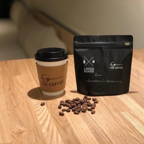 コーヒー豆には1ドリンクが付いています。