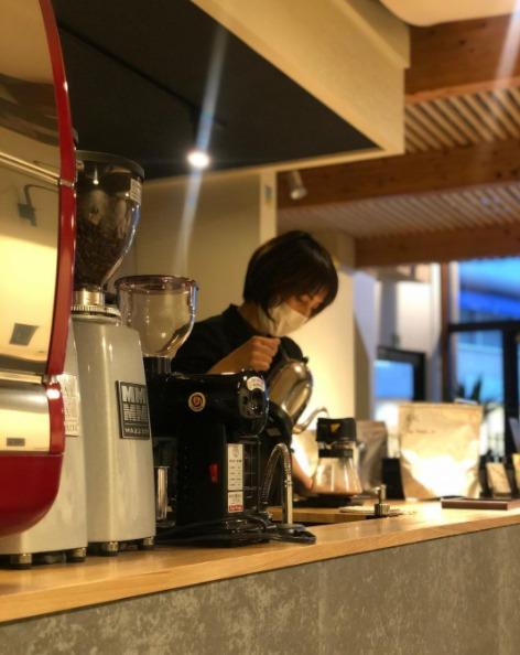 THE COFFEE Kisarazu(ザ コーヒー木更津)岩沢さん