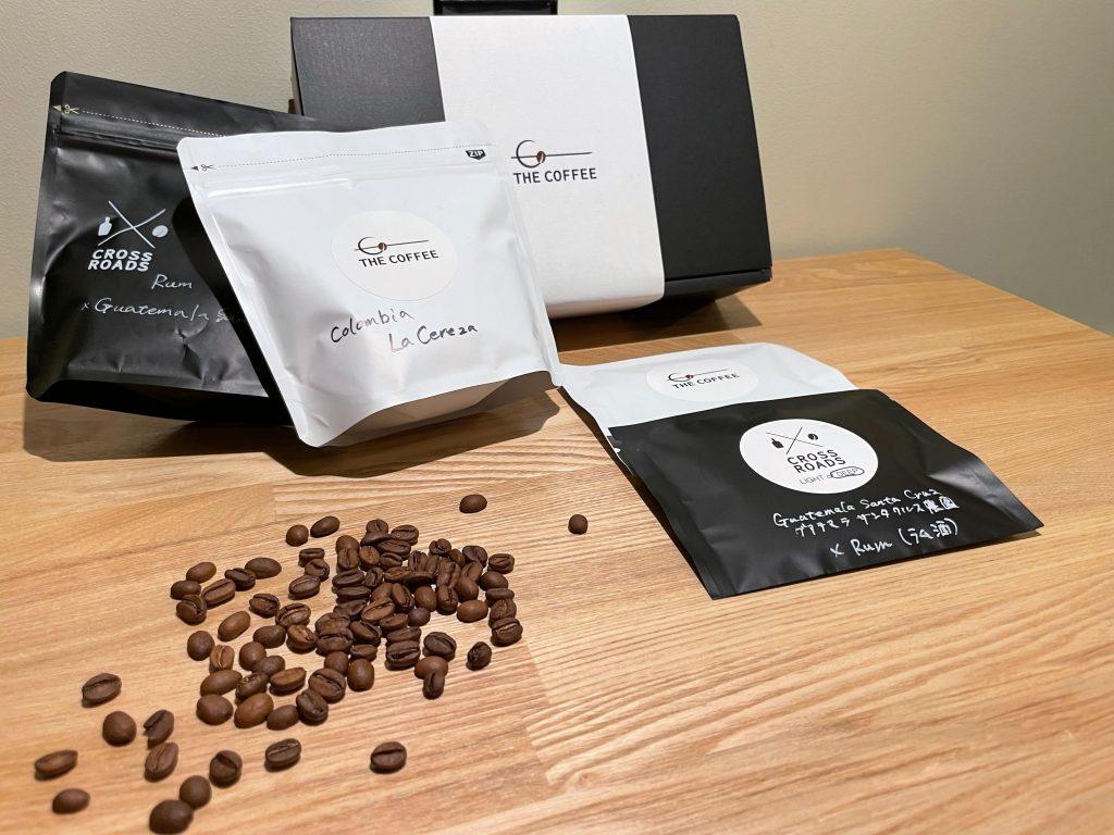 THE COFFEEウェブショップにてギフトセット販売開始!