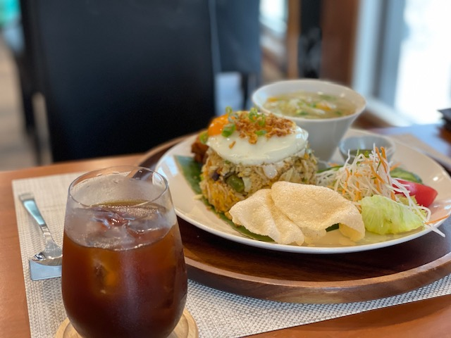 パプリカホテルですさん<木更津市金田にあるマレーシア料理を振る舞うホテル・レストラン >でもTHE COFFEEが楽しめます