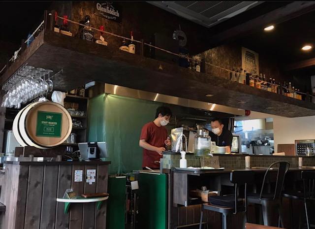 3rdBASEさん<君津市南子安にある燻製とハーブをテーマにしたダイニングバー>でもTHE COFFEEが楽しめます